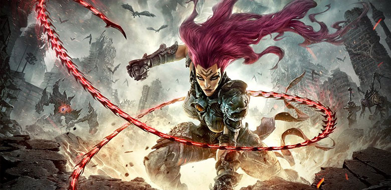 gameplay de Darksiders III