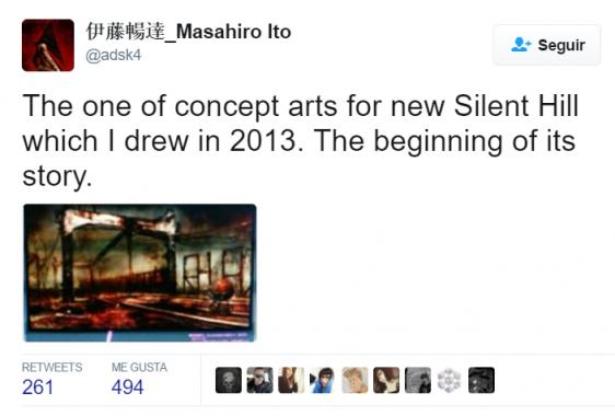 Masahito Ito, el futuro de Silent Hill