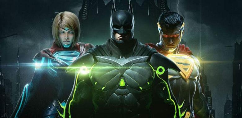 lanzamiento Injustice 2