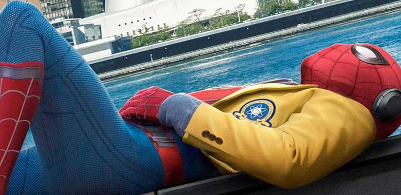Los derechos del Spiderman en el cine