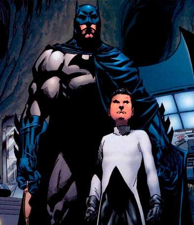 5 padres superheroes