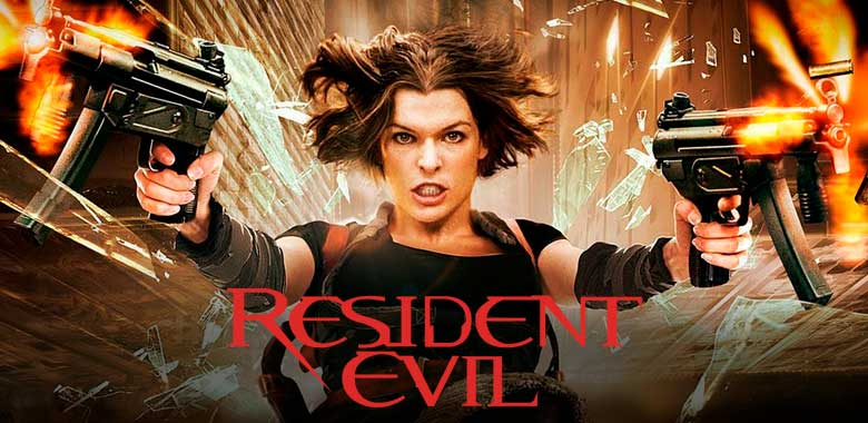 El futuro de Resident evil en el cine
