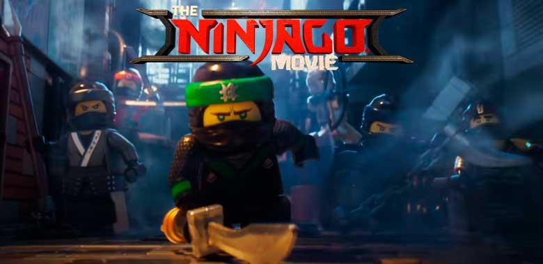 El filme de Ninjago