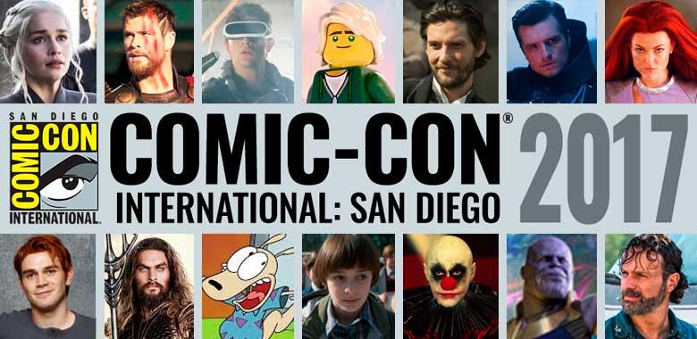 Todo sobre San Diego Comiccon 2017