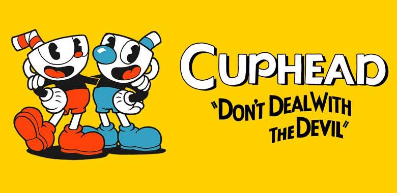 Cuphead aventura animada