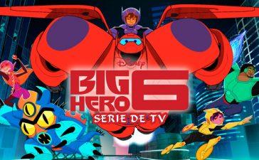 Big hero 6 Grandes héroes Serie de tv