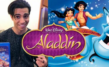 el actor de Aladdin