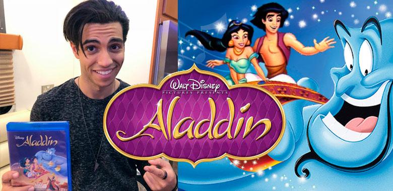 el actor de Aladdin