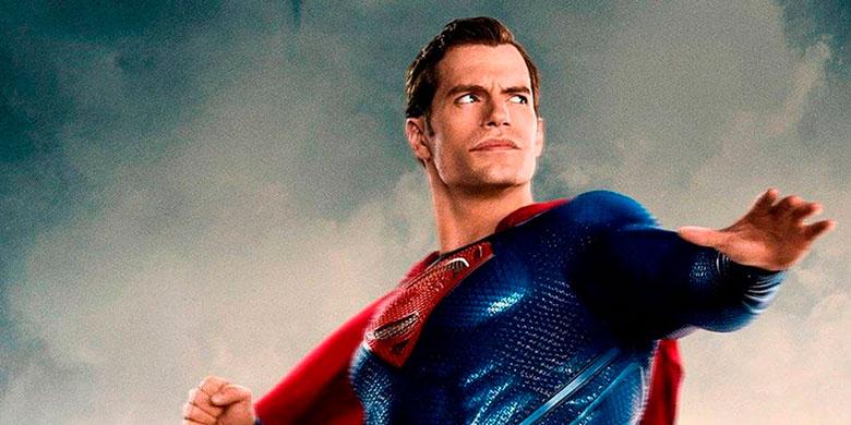 bigote de superman