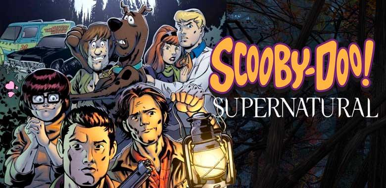 los hermanos de Supernatural y Scooby-Doo
