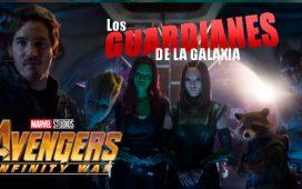 papel de los guardianes de la galaxia
