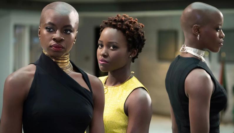 Michonne Danai Gurira en Black Panther
