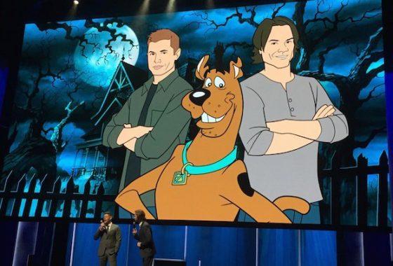 los hermanos de Supernatural y Scooby Doo