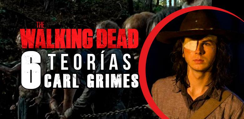 Las 6 teorías sobre Carl Grimes