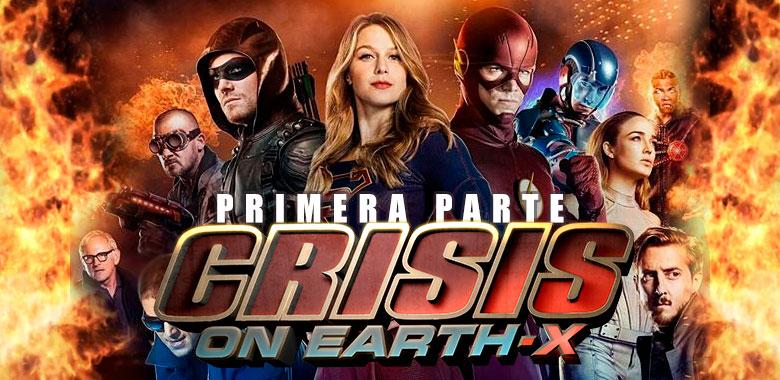 especial crisis en la tierra-X