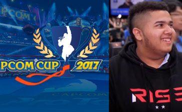 Latino conquista la copa de Capcom