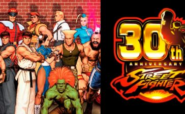 Street fighter colección 30 aniversario