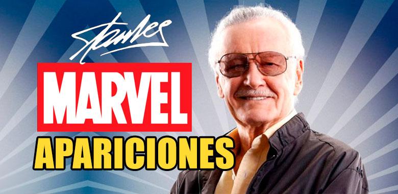 Todas las apariciones de Stan Lee en Marvel