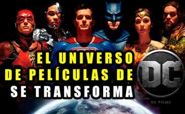 universo del cine de DC