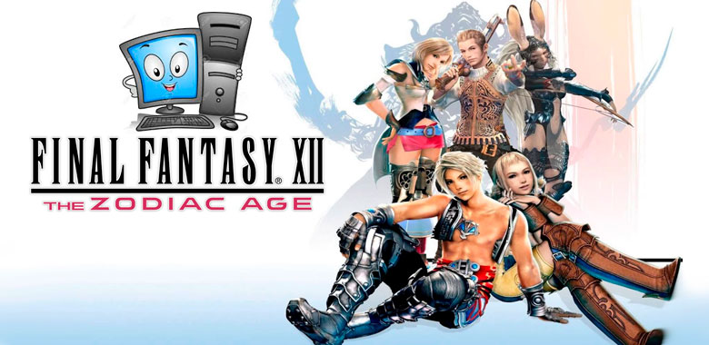 final fantasy 12 ff12 llega a PC