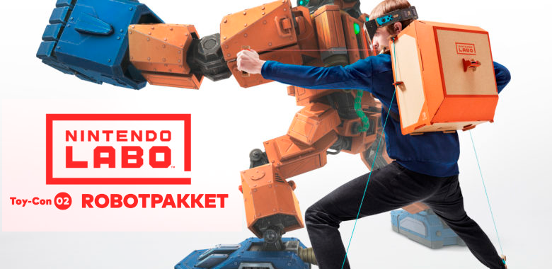 Todo lo que no sabias de Nintendo Labo