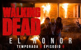 The walking dead temporada 8 capitulo 9