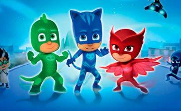 heroes en pijama