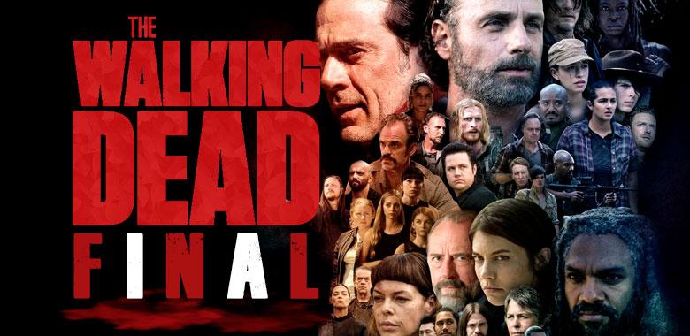 final de the walking dead