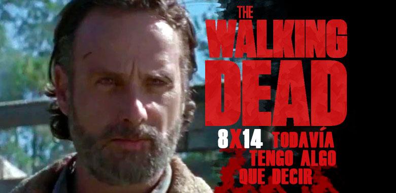 The walking dead temporada 8 capitulo 14