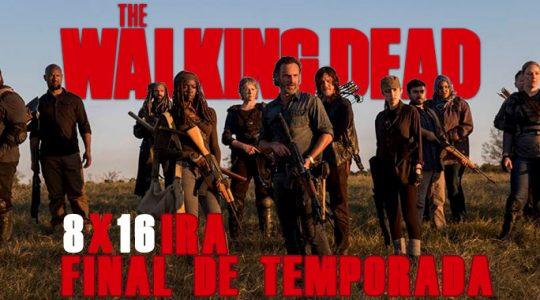 the Walking dead temporada 8 capitulo 16