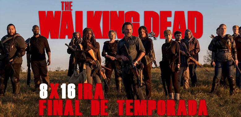 the Walking dead temporada 8 capitulo 16
