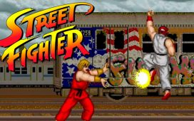 Street fighter 1 aniversario