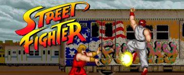Street fighter 1 aniversario