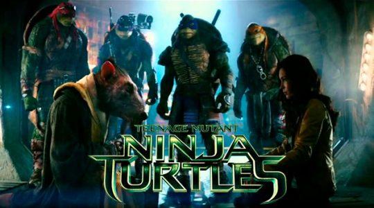 Tortugas Ninja, la película