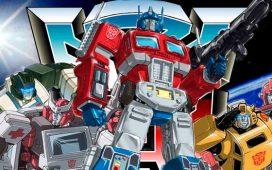 Transformers cartoon la película