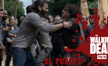 The Walking Dead temporada 9 episodio 2, El puente.