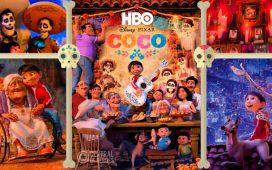 Coco llega a HBO este noviembre 2018.