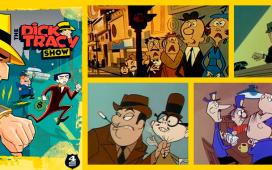 Dick tracy show, la serie de tv cartoon cumple 58 años