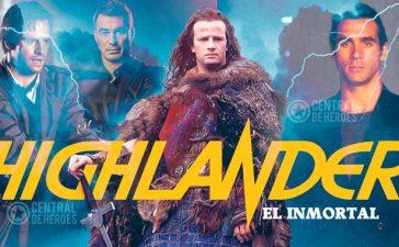 Regresa Highlander, el inmortal