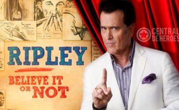 Bruce Campbell regresa a la televisión, aunque ud no lo crea de Ripley.