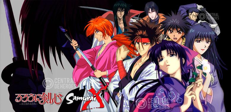 samurai x, la historia de un espadachín, aniversario 22.