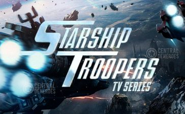 starship troopers serie de tv