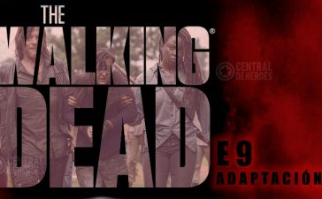 the walking dead temporada 9 adaptacion