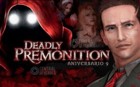 Deadly premonition dp aniversario 9