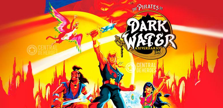Pirates of the dark water, aniversario 28