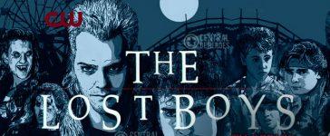 the lost boys, generación perdida, serie de tv