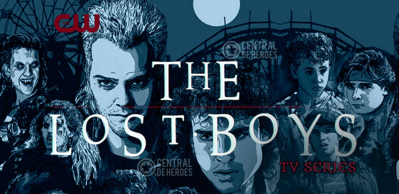 the lost boys, generación perdida, serie de tv