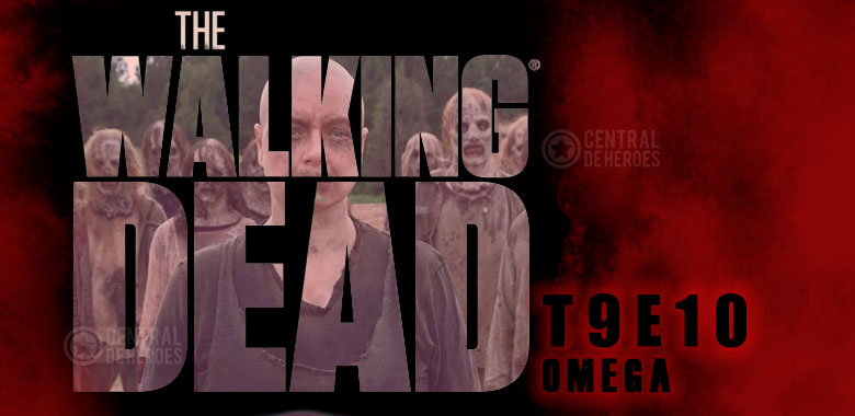 The walking dead t9 ep10 omega