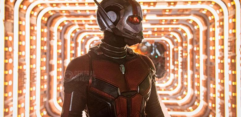 Ant-man y el quantum real