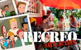 recreo recess live action proyecto